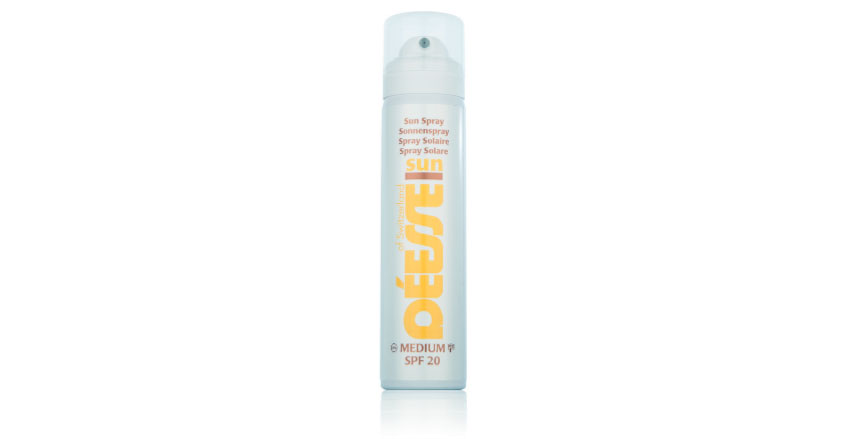 Hair and Skinspray SPF 20